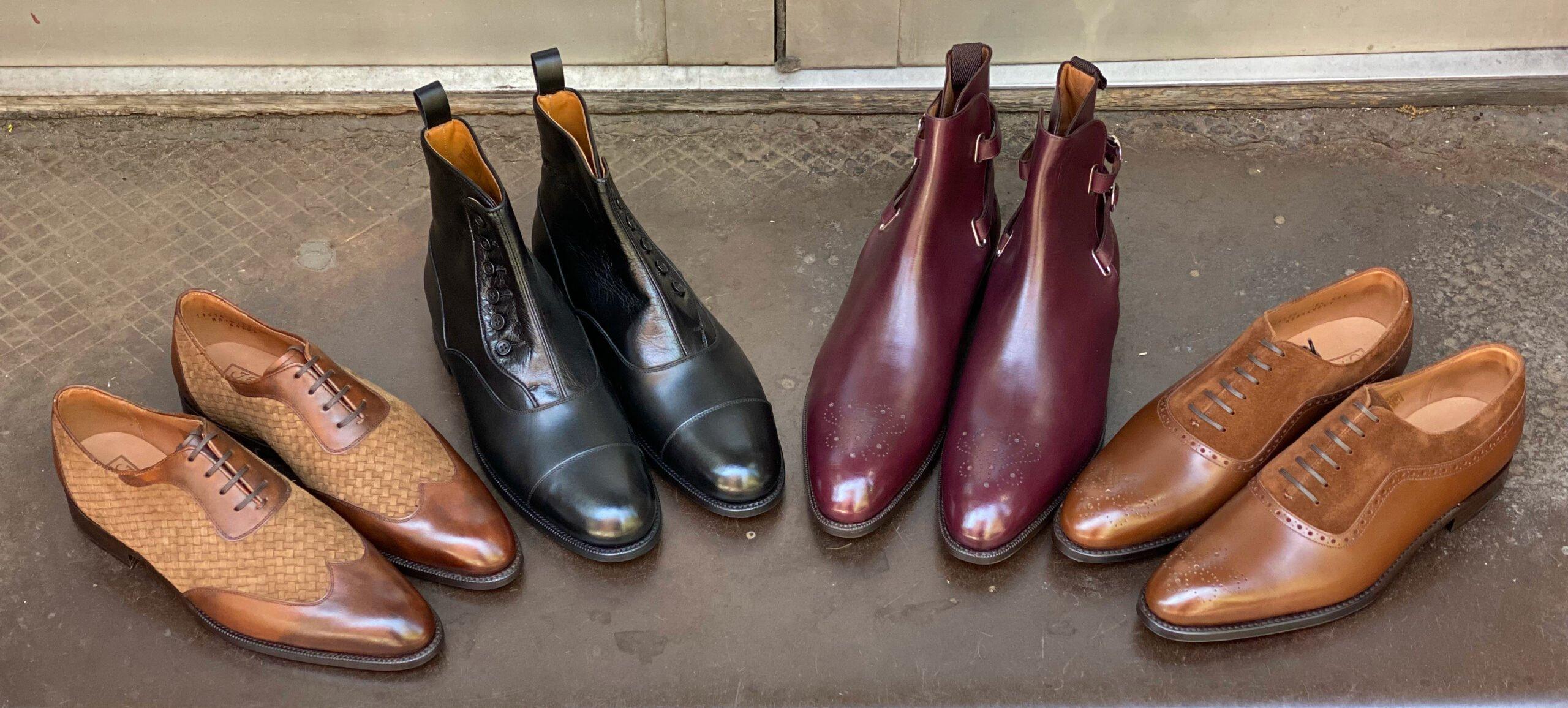 NYC Sample Sale - J.FitzPatrick Footwear