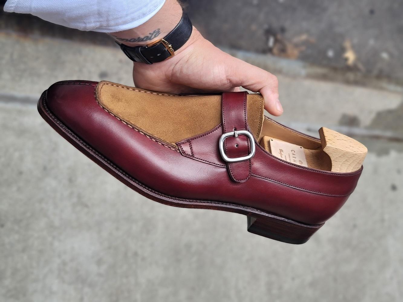 Carmina x The Shoe Snob - New GMTO On Offer!