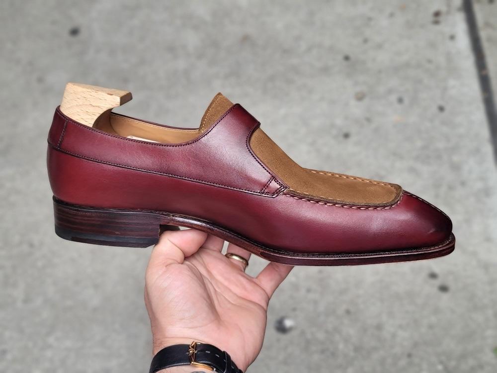Last 5 Days - Carmina x The Shoe Snob GMTO