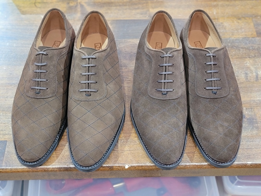 The Differences in Suede
