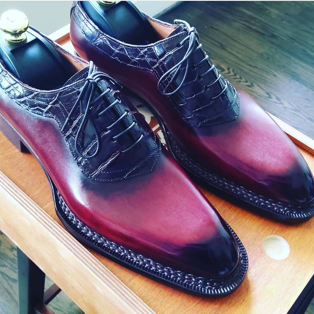 Nedelcu Marian Shoes - To Watch Out For