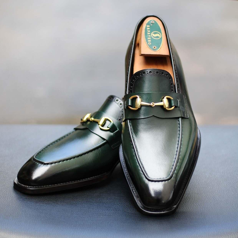 Unique Bit Loafers by Sapatero