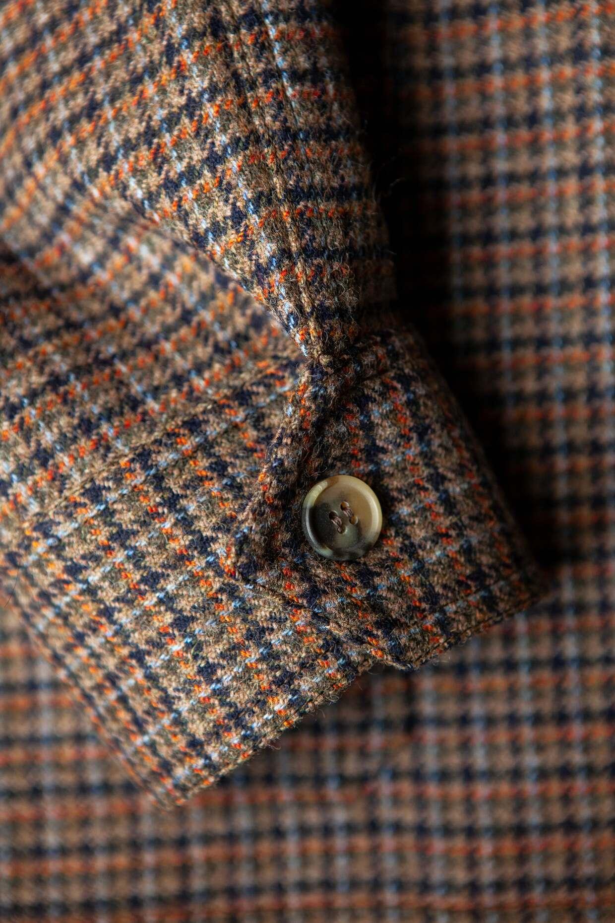 Leffot's Tweed Collaboration