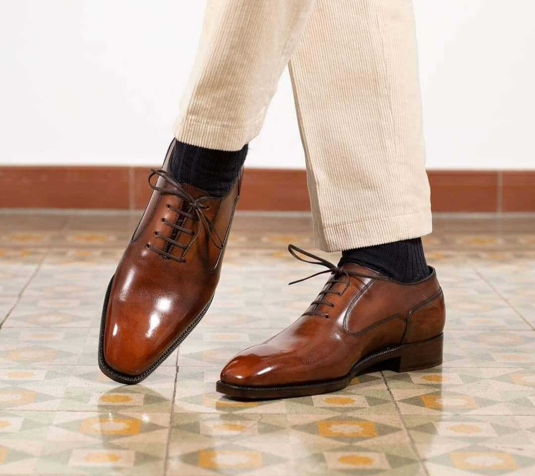 Why Wear Dress Shoes?