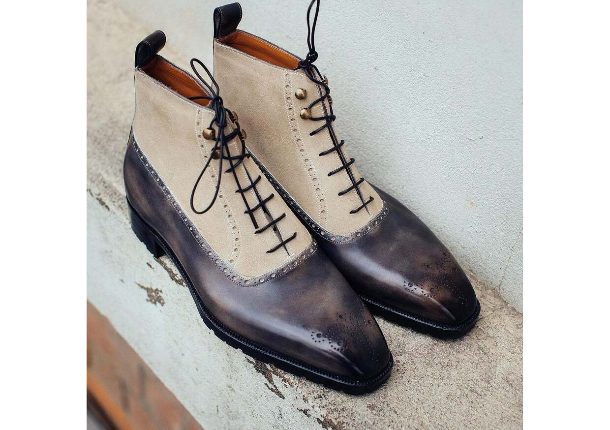 Boots On My Mind - Acme Shoemaker