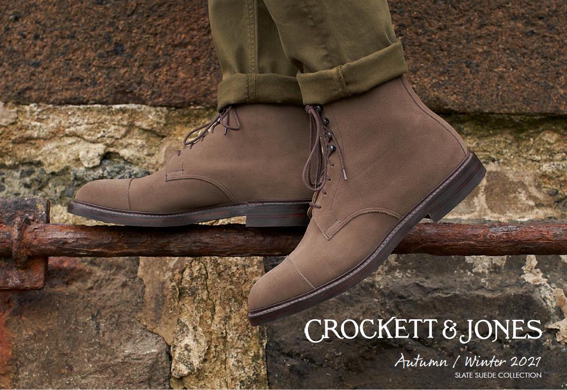 Crockett & Jones A/W2021 Collection