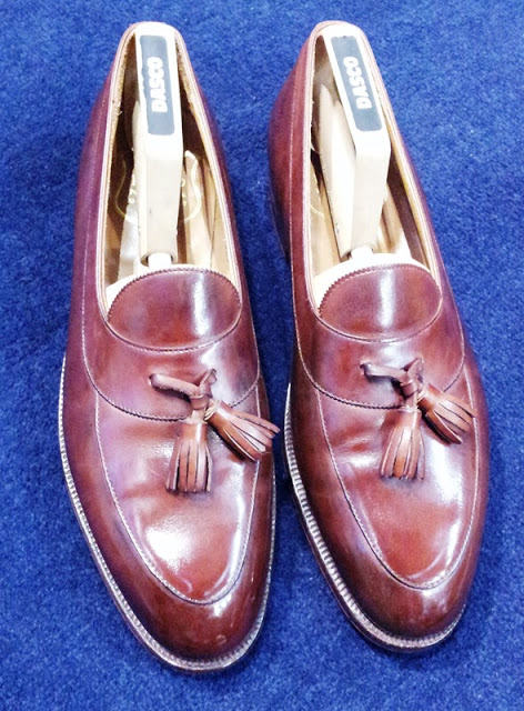New & Lingwood Throwbacks Loafers