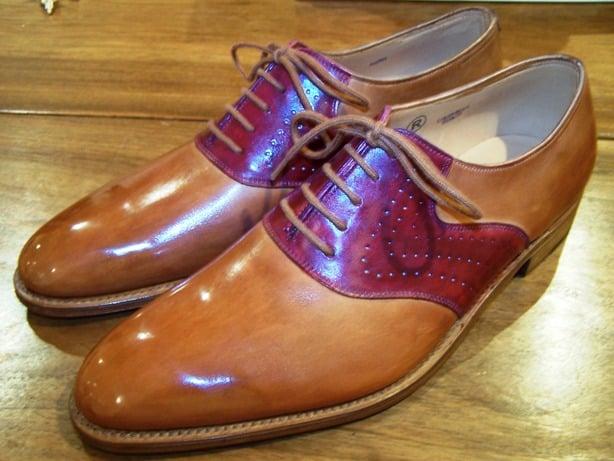 Today's Favorites - John Lobb Saddle Shoes