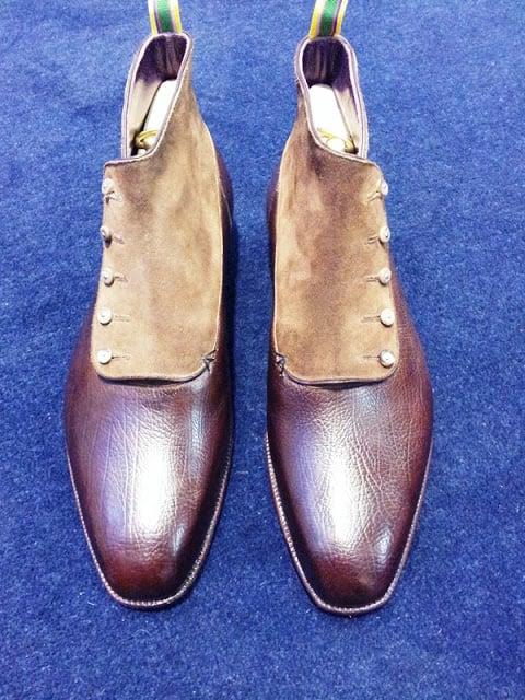 Carreducker Spat Boots - Lovely!!