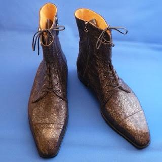 Shoes Of The Week - Koji Suzuki