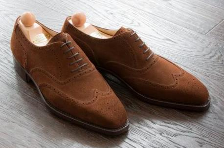 The Perfect Brown Full-Brogue?