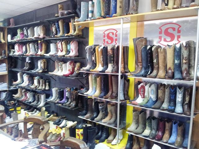 Gaining Inspiration For Shoe Design