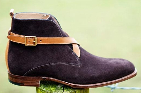 Shoes Of The Week - Lodger Jodhpur Boots