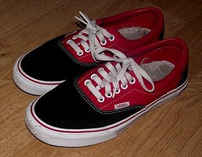 My Shoes #15 - Vans