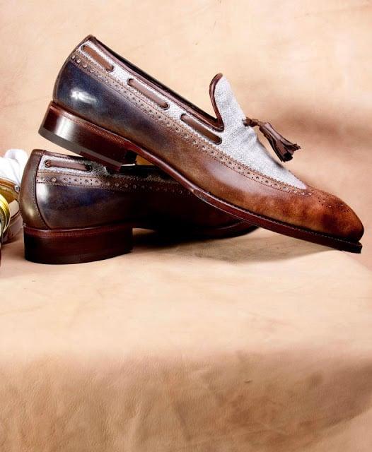 Shoes Of The Week - Ivan Crivellaro Tassel Loafers Part 2