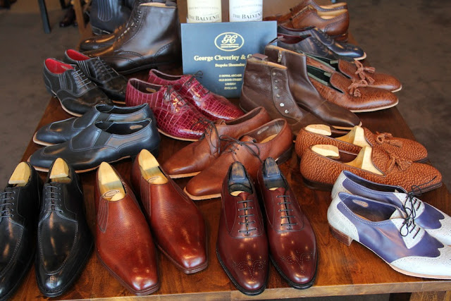 Today's Favorites - George Cleverley Bespoke