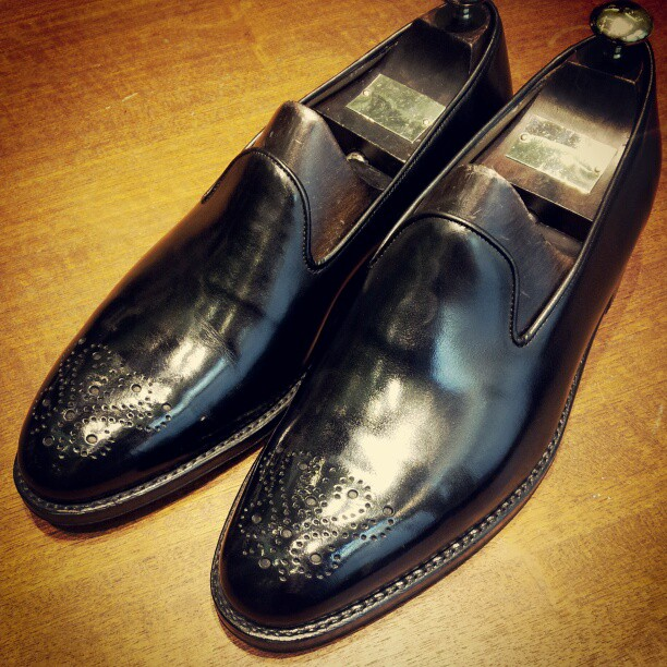 My Future Bestsellers! - J.FitzPatrick Wholecut Loafers