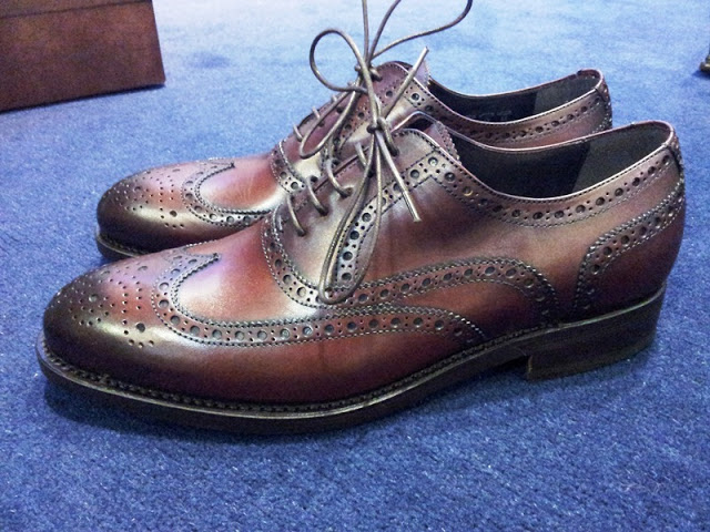 Berwick Shoes -- A New Player In The Industry