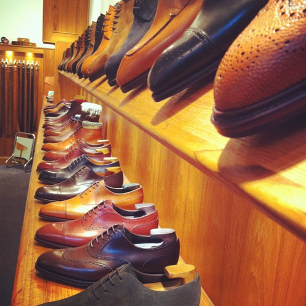 A Surge Of New Shoe Stores