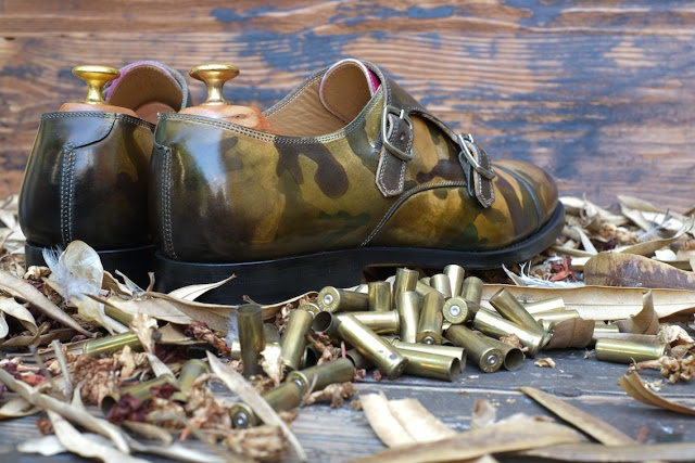 Today's Favorites - Camouflage Patina by Alexander Nurulaeff
