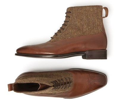 Alfred Sargent Balmoral Boot