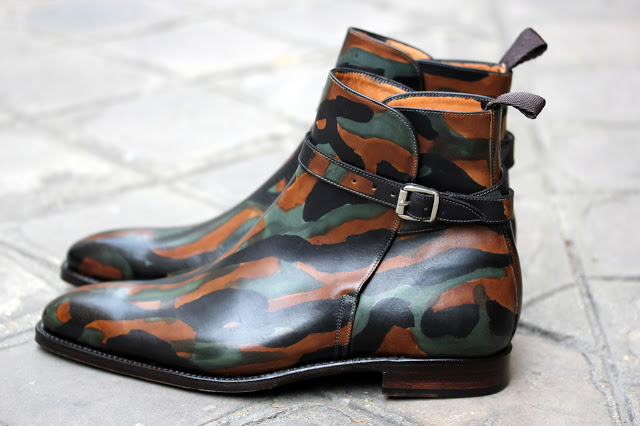 Today's Favorites - Camouflage Patina by Septieme Largeur
