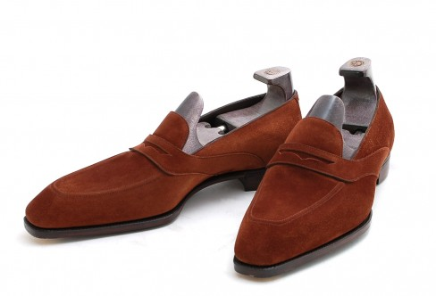Today's Favorites - Gaziano & Girling Saddle Loafers
