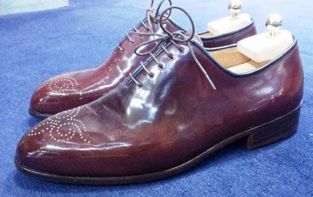 Bespoke Shoes from Poland - Tadeusz Januszkiewicz