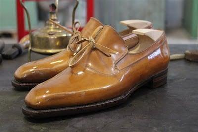 When a Shoe Looks Like a Piece of Art