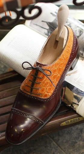 Bespoke Shoe Porn and Shoes on Sale!