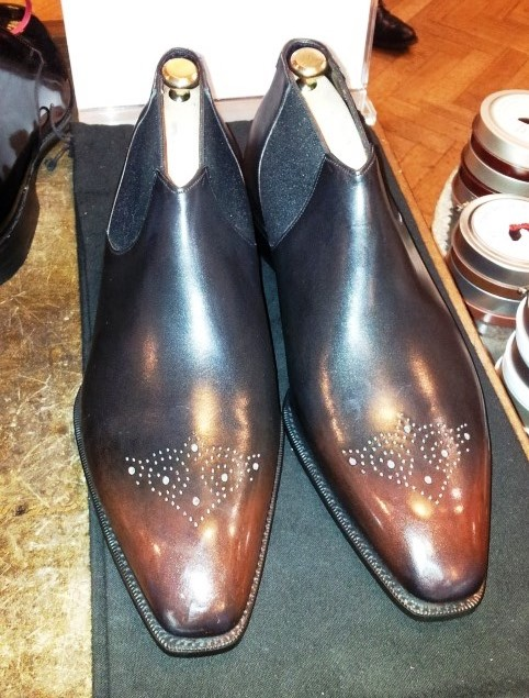 Slick Suits with Deco Boots