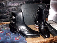 Shoes -- Part 2: Style Names & Terminology -- Boots