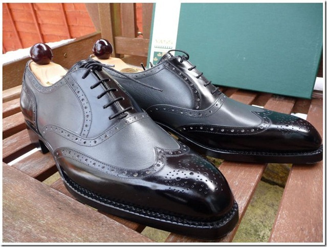 Shoes Of The Week - Laszlo Vass MTO Spectators