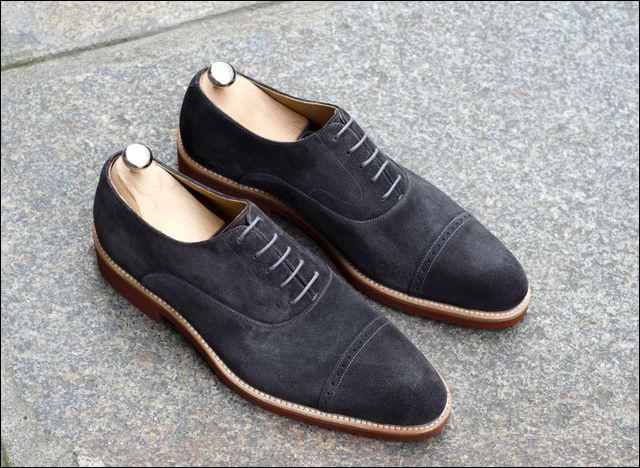 Shoes Of The Week - Caulaincourt Bucks'