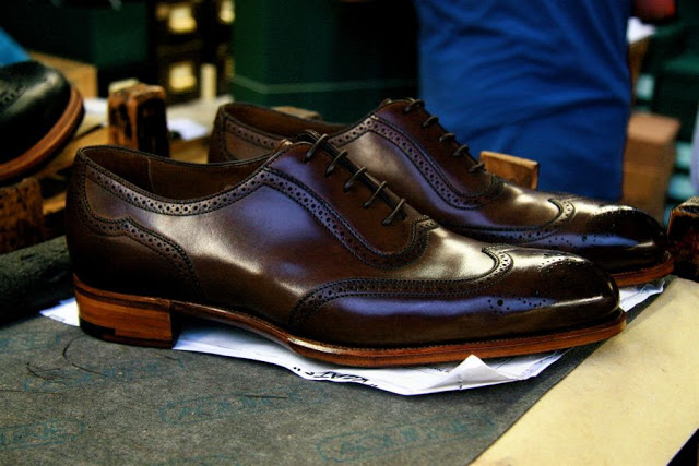 Shoes Of The Week - Alfred Sargent