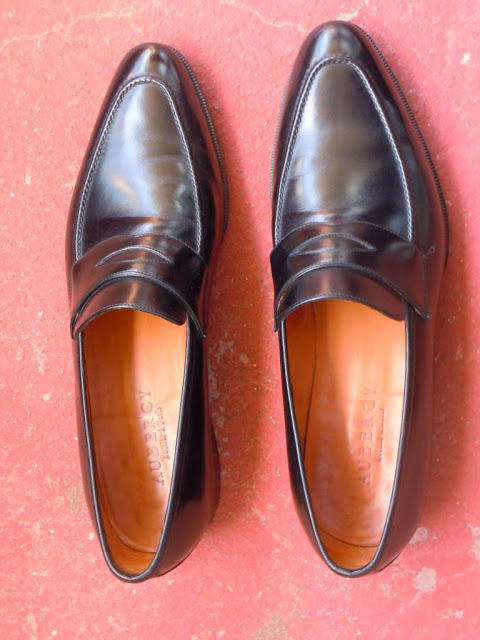 Shoes Of The Week - Aubercy Penny Loafers