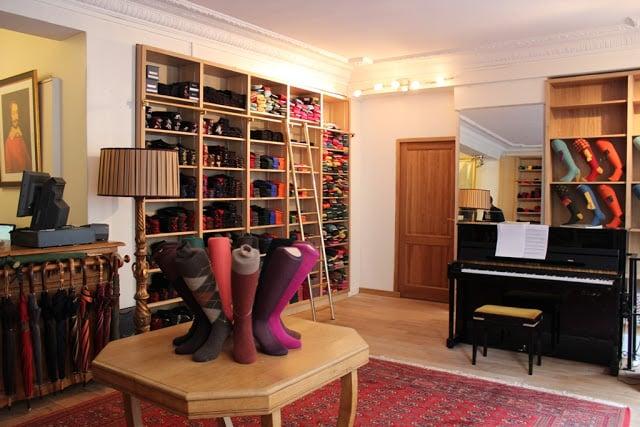 Mes Chausettes New Selection + Brick & Mortar Shop