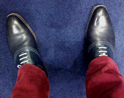 Red Trousers....Get Some!