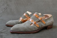 Shoes -- Part 2: Style Names & Terminology -- Derby's, Monk Straps & Others