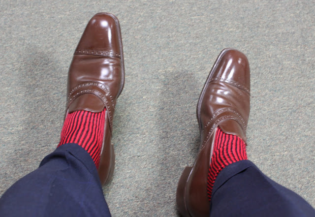 The Art of Showing Sock