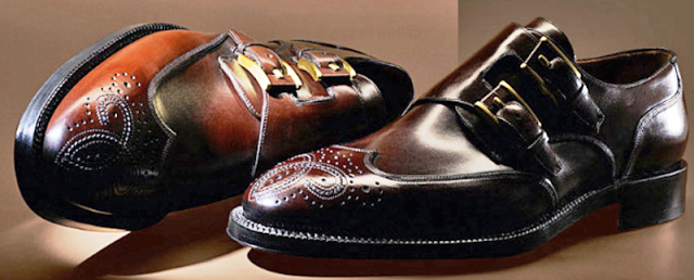 Shoes Of The Week - Bally Scribe