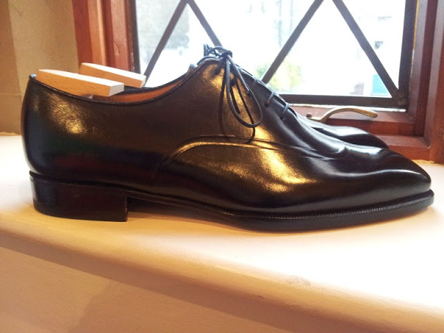 Aubercy Shoes - A Review