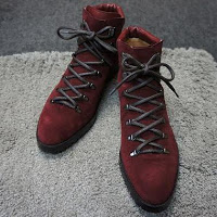 The Fashionable Hiking Boot