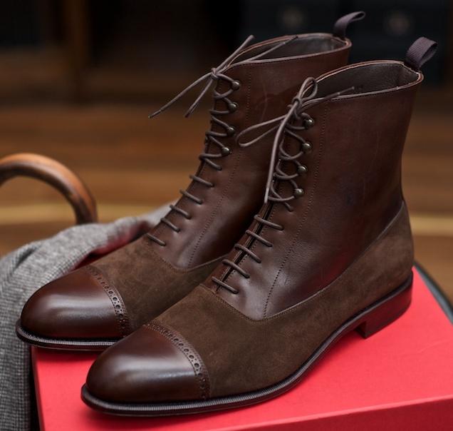 Today's Favorites - Carmina Balmoral Boot