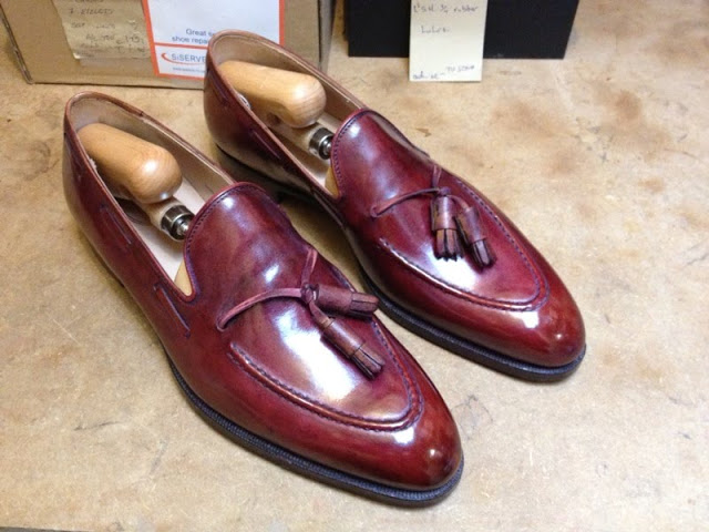 Cleverley Tassel Loafers - Could Be Best Ever!!