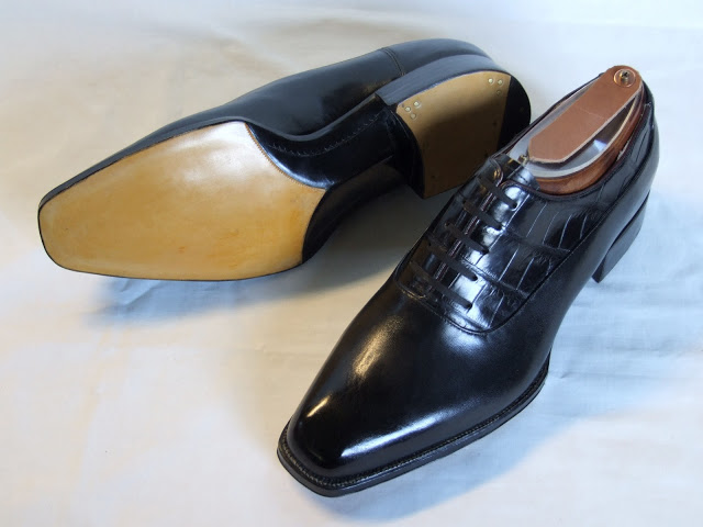 Shoes Of The Week - Bespoke by D.W. Frommer II