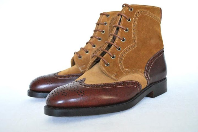Shoes Of The Week - Alfred Sargent Special Make Up