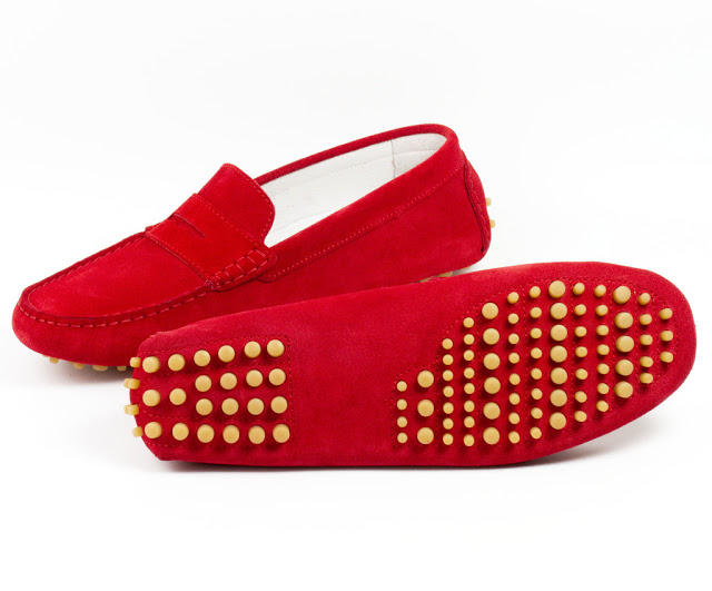 New Summer Selection of Driving Loafers by Hugs & Co.