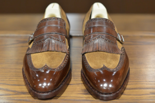 Shoes Of The Week - Saint Crispins