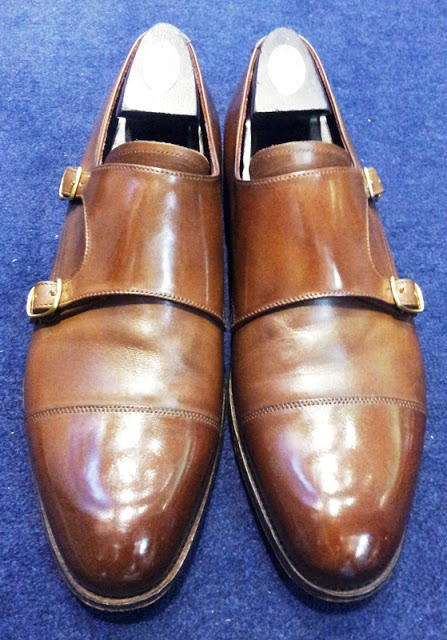 Today's Favorites - Barker Double Monks